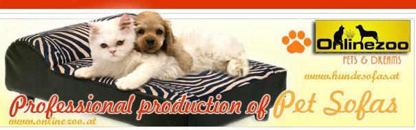 Hundesofas und Hundebetten
